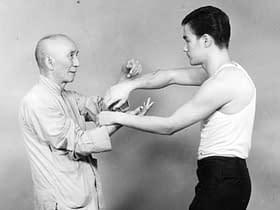 Ip Man Bruce Lee insegnamento Kung Fu