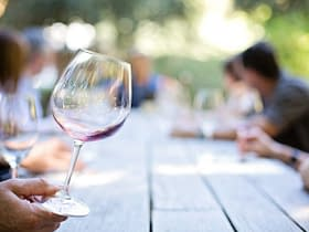 bicchiere tavolo