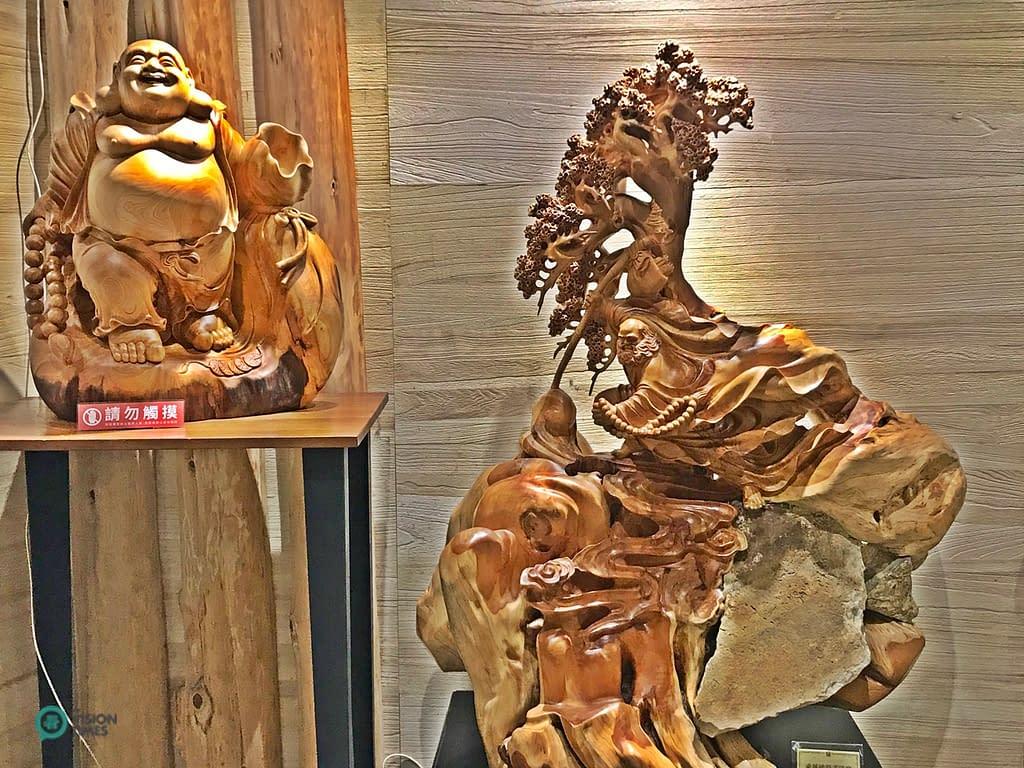 sculture legno.