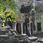 rovine impero Funan scavi pirati re indiano