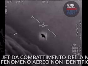 Ufo, drone o jet