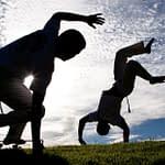 linguaggio del corpo danza capoeira