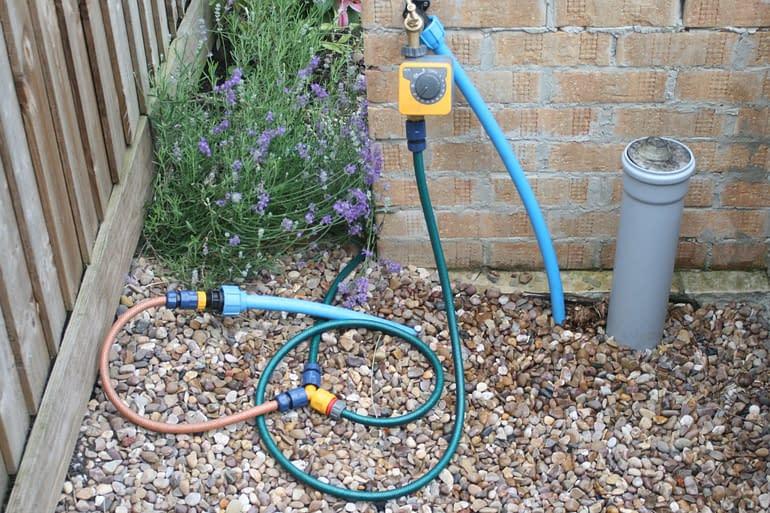 irrigatore programmato
