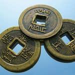 moneta storia giovane antica Cina