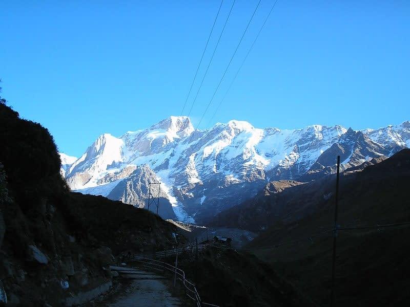 Himalaya India Cina montagne