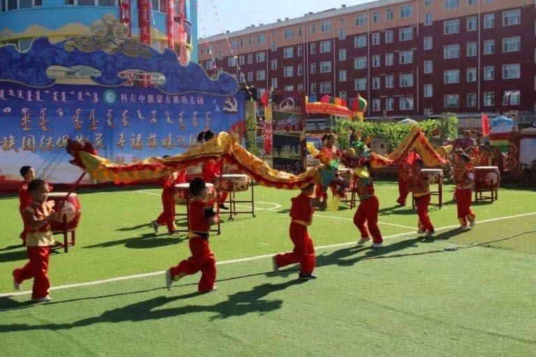asilo mongolo tradizioni cinesi