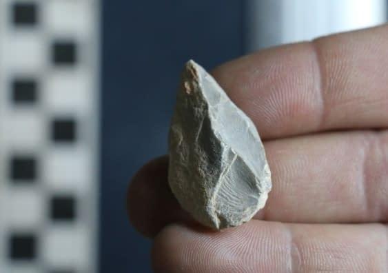 strumento pietra scavi Messico Americhe