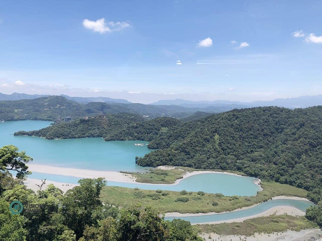foreste Sun Moon Lake