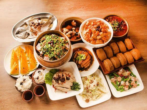 ristorante Hakka con cucina Jujube a Taiwan cultura cinese