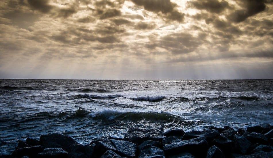 oceano onde