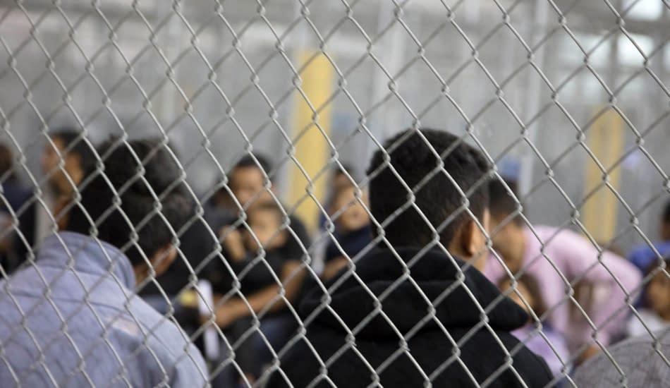 Persone incarcerate in centro di detenzione