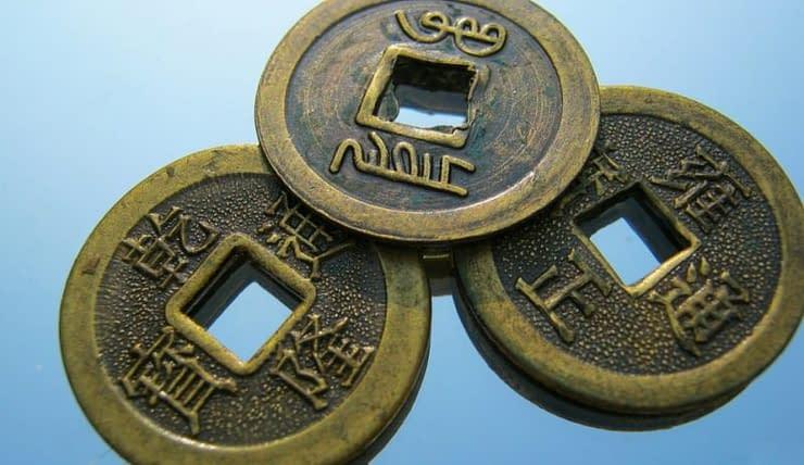 monete Cina antica