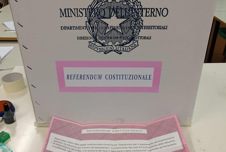 esito referendum 2020