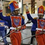 ragazzi neri banda musicale