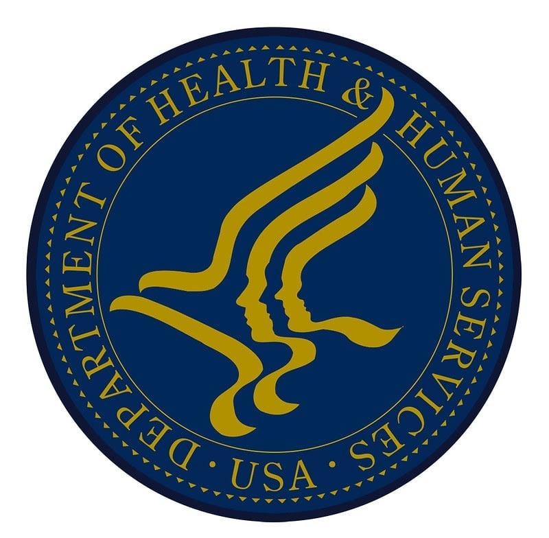 simbolo HHS Dipartimento della salute e dei servizi umani USA