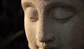 statua budda coraggio fede