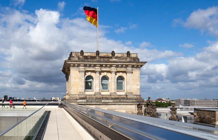 Reichstag antico parlamento tedesco
