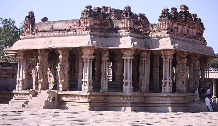 Vijaya Vittala tempio