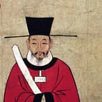 Sima Guang dipinto ritratto