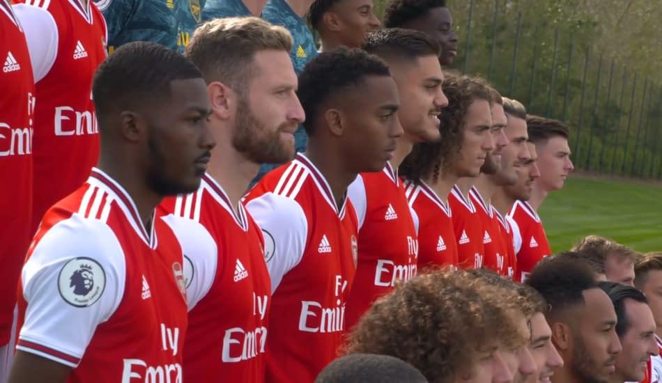 squadra arsenal calciatori