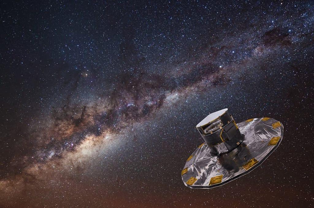 navicella spaziale Gaia
