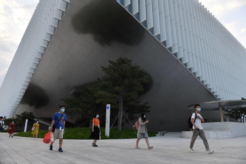 quartier generale Tencent Pechino
