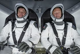 bob behnken e doug hurley della NASA