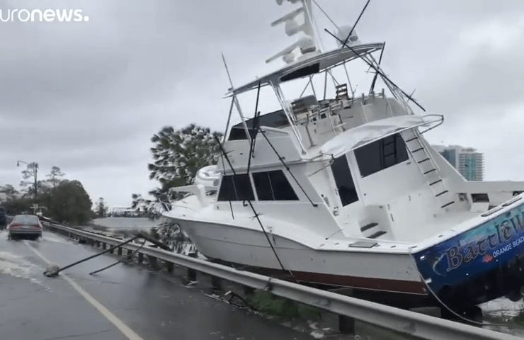 uragano sally