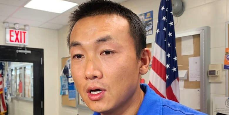 Baimadajie Angwang poliziotto spionaggio negli Stati Uniti
