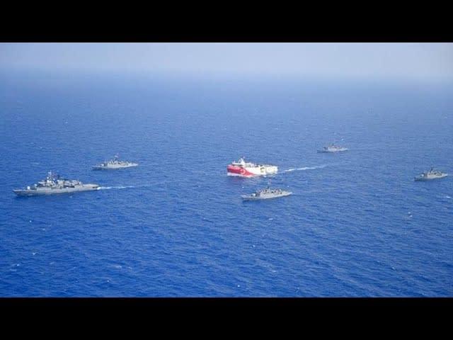 turchia grecia tensioni mediterraneo