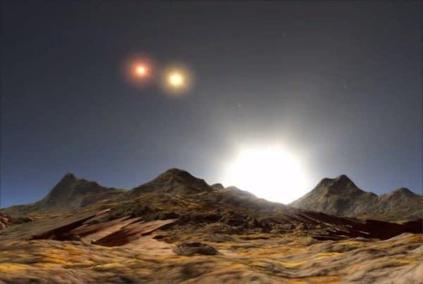 HD 188753 Ab  pianeti  universo