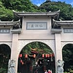 tempio grotta Buddha fate