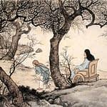 Min Ziqian pietà filiale