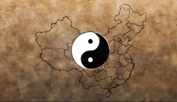 Tao Yin Yang Cina mitologia