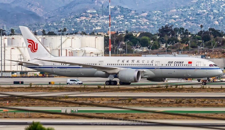 air Cina compagnia aerea nazionale cinese