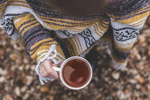 donna tazza tisana