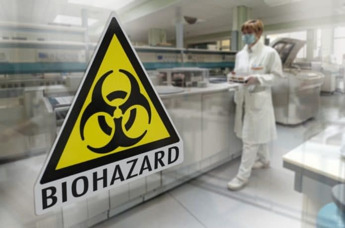 laboratorio biosicurezza