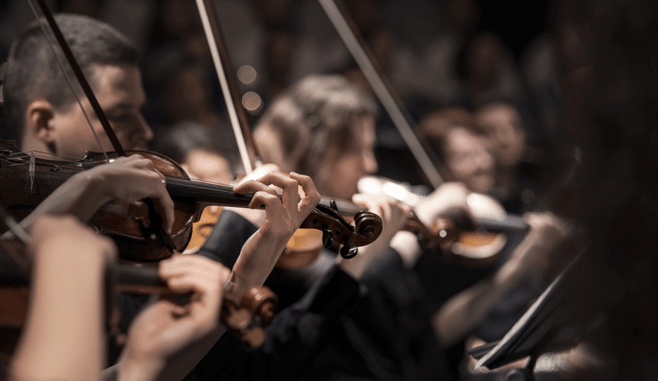 Violini musica classica