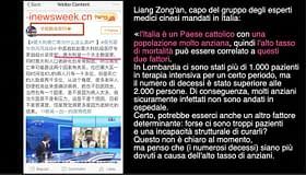 medici cinesi cattolici alta mortalià