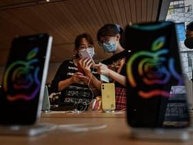 inaugurazione apple store