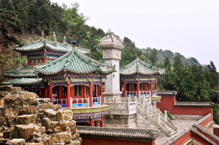 Il palazzo imperiale d'Estate- Pechino