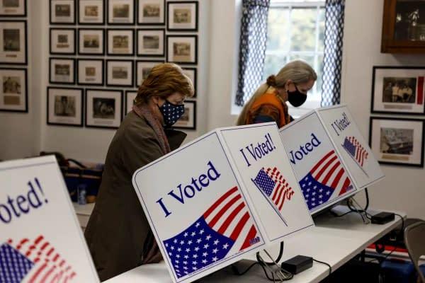 elezioni USA votazioni