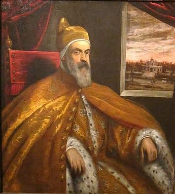 doge Venezia Marino Grimani