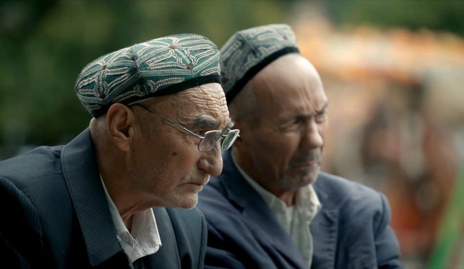 uomini uiguri persecuzione degli uiguri