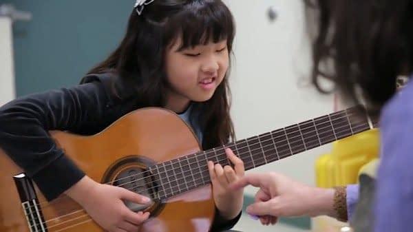 musica non vedenti chitarra