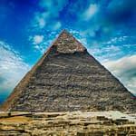 frequenze armoniche sgorgano dalla piramide