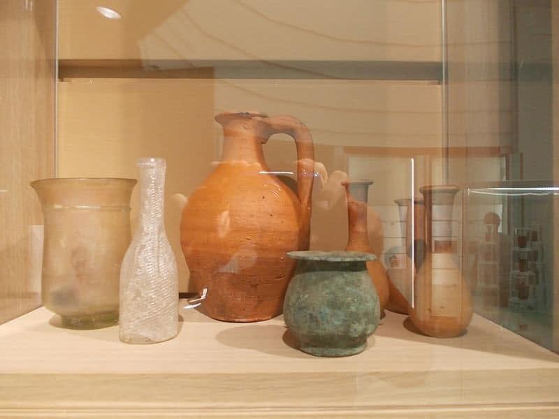 oggetti Anna perenna fontana Roma