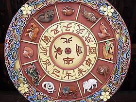 oroscopo cinese animali