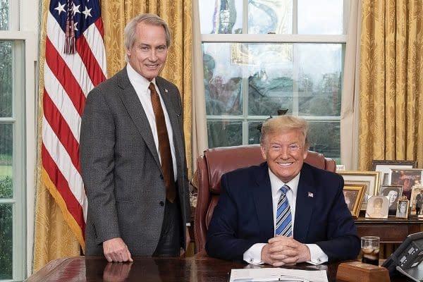 presidente Trump avvocato Wood
