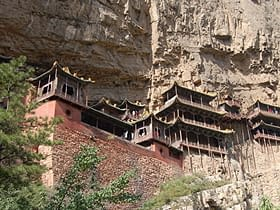 Tempio sospeso Xuankong